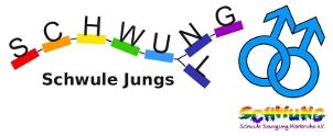 Logo Schwule Jungs